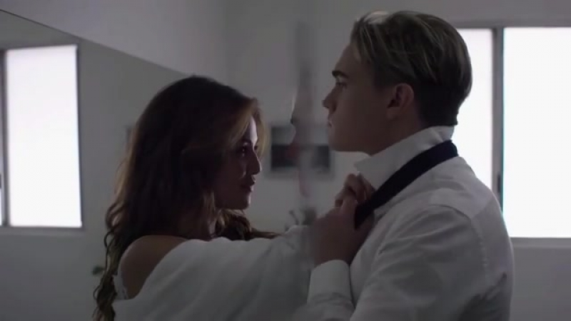 Danielle Campbell starring in Jesse McCartney's Better With You Music video-4