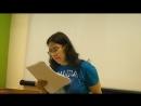Вафина Венера - автор и организатор проекта Стихи - зеркало души г. Сосновый Бор