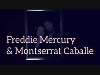 Портрет Фредди Меркьюри и Монсеррат Кабалье. Художественное выпиливание на заказ