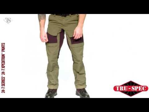 (中文字幕) TRU SPEC® 24/7 全天候系列 - 探索者戰術褲 (XPEDITION PANTS)