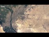 Timelapse Каир и Новый Каир, Египет