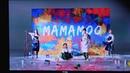 180819 'Opening VCR' MAMAMOO 4season s/s Concert