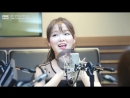 · Radio|Cut · 181004 · OH MY GIRL · MBC FM4U: Kim ShinYoung's Hope Song at Noon ·
