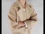 The Absolutely Chic and Elegant Fall-Winter Camel Color Coats Collection.