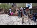 Победный танец в Форт Боярд