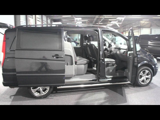 Mercedes Vito 115 CDI DC Automaat Airco Derks Bedrijfswagens