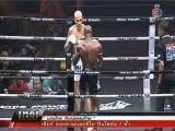 Thai Fight October 23rd, 2013 - Chike Lindsay vs Samy Sana (70kg) #3