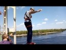 Rope Jumping Труханов остров