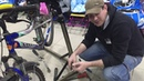 Замена каретки на велосипеде лайфхак по демонтажу.