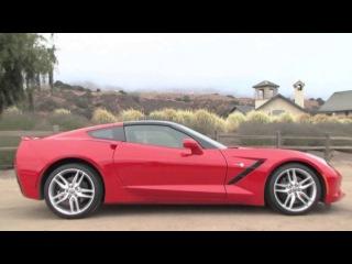 2014 Chevy Corvette Stingray - Exterior DESIGN