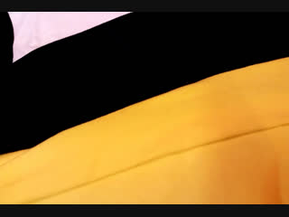 Футер 2х нитка начес желтый и черный