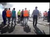 Киев сейчас 7 08 2014 Горят покрышки, майдан разогнали