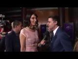 Мини интервью Эрика Ван Лой на премьере «The Loft» (Wentworth Miller)