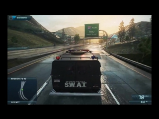 Need For Speed Most Wanted 2012 Experiment - FCPD Fail_HD