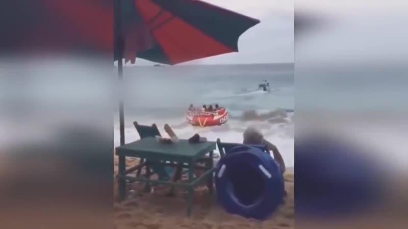 Заплыв удался!