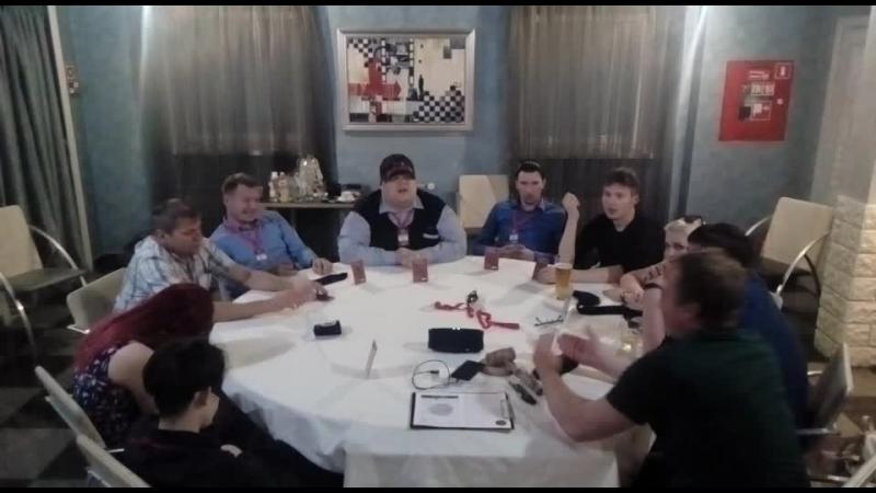 Финал Breaking Bad 2018 Стол 2 Игра 9