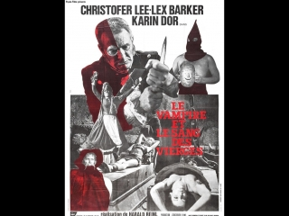 The Torture Chamber Of Dr. Sadism / Die Schlangengrube und das Pendel /Колодец и маятник (1967)