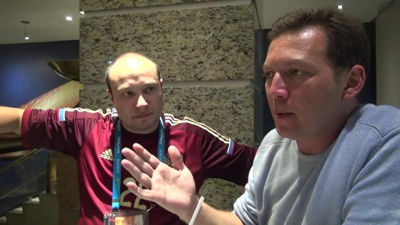 Генич и Черданцев зажигают после матча Алжир - Россия (1-1). Они сказали нам все!