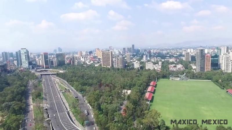 Ciudad de México, Una de las Ciudades Más Importantes y Modernas del Mundo