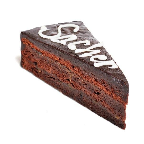 Шоколадный бисквитный корж с двумя