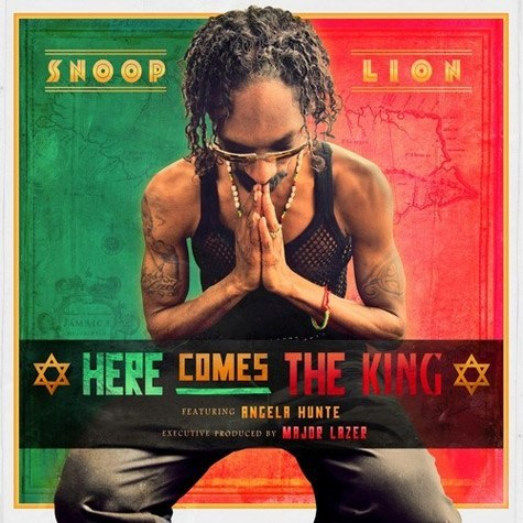 Snoop Lion - Here Comes The King feat. Angela Hunte