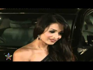 Sexy &hot Malika Arora Khan At Apsara Awards 2011