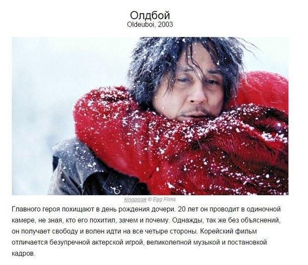 10 лучших фильмов по версии зрителей, а не кинокритиков!