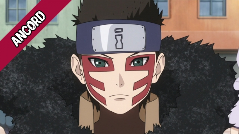 [Ancord] Boruto Naruto Next Generations 56 Боруто Следующее поколение Наруто 56 серия [Русская озвучка]
