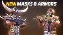 MaskGun FPS v2.107 Update - New Masks, Armor and Awesome Guns