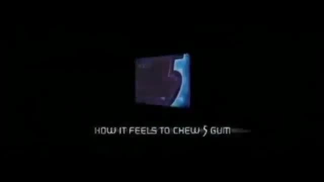 Chew five gum exploitable