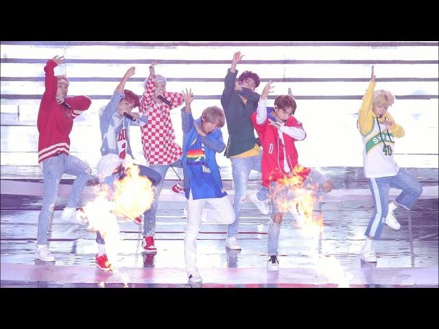 170924 방탄소년단 (BTS) 'MIC Drop' 4K 직캠 @대전 SF 뮤직 페스티벌 4K Fancam by -wA-