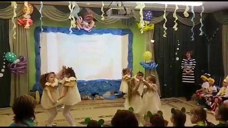 Межрайонный фестиваль Звездочки Бескудниково Танец Жемчужин