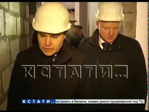 Детский сад в микрорайоне Бурнаковский хоть и с опозданием, но будет введен в строй