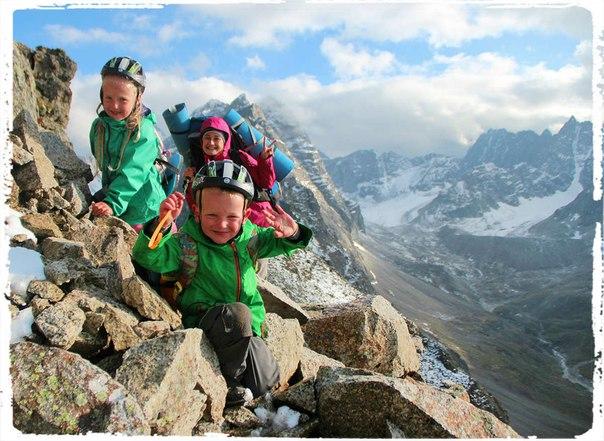 В горы грузии с ребенком