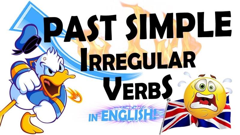 Past Simple Irregular Verbs | ENGLISH GRAMMAR VIDEOS