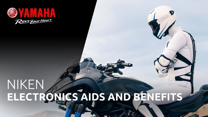 2018 Yamaha NIKEN - Technical video three: Electronic aids and benefits