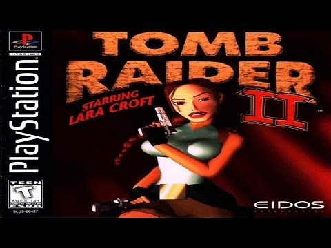 [PS1USA] Tomb Raider II The Dagger of Xian - 18. [Англия. Суррей] Дом, милый дом
