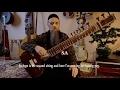 The Sitar tuning Как настраивать ситар 4К UHD