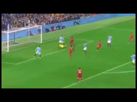 John Stones Unbelievable Goal Line Save Vs Liverpool 3/1/2019
