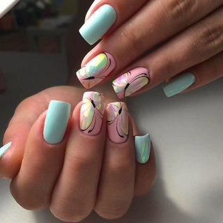 дизайн фото ногтей в контакте