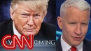 Anderson Cooper tries to decipher Trump's Instagram post