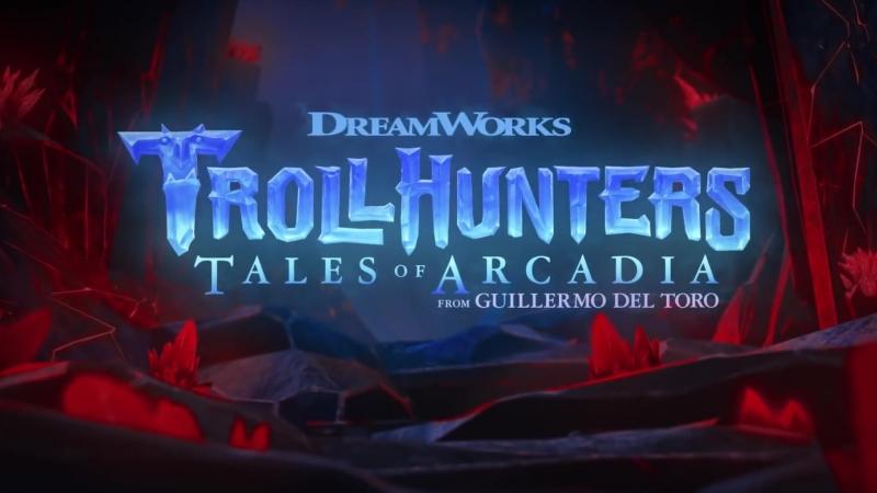 Trollhunters Part 2 ¦ Official Trailer (rus, AlexFilm)