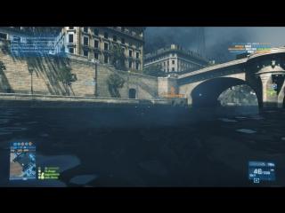 Lets play Battlefield 3 - multiplayer # В бой идут одни старики!