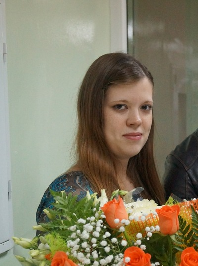 Юлия Морозова, 2 апреля 1989, Уфа, id14252073