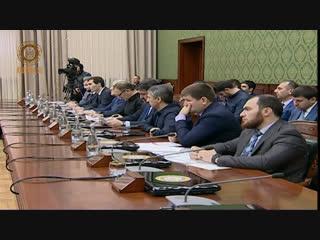 Заседание президиума Совета при Президенте  РФ