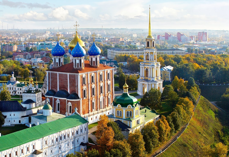 День города Рязань 2018: программа мероприятий на 4 августа, салют