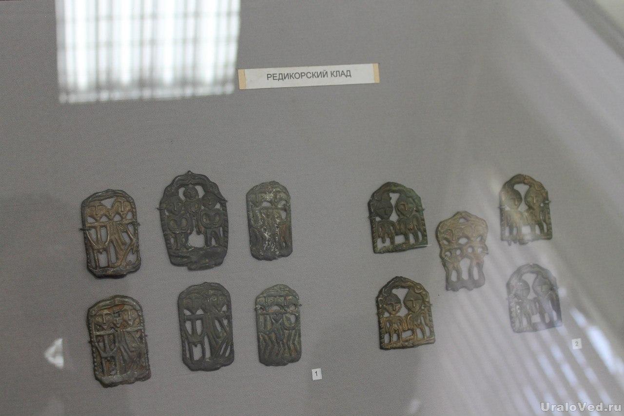 В музее Чердыни