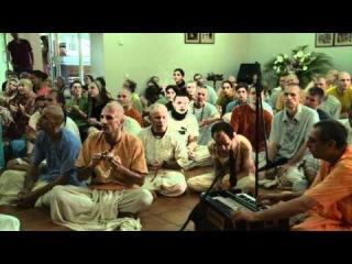 2011.07.27. Nrisimha Kirtan - HH Niranjana Swami