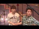 [130620] Sunggyu tvN The Genius Gentleman League behind the scene