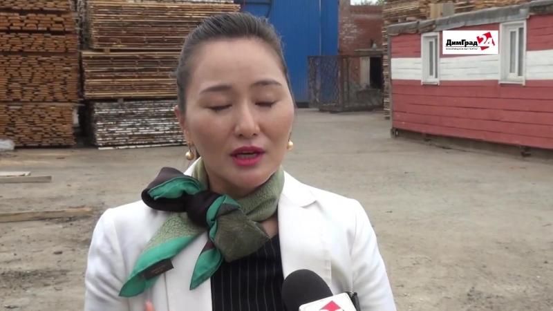Молодежи из КНР показали димитровградские стулья